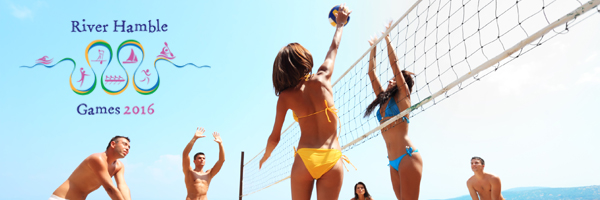 River Hamble Games - Volleyball